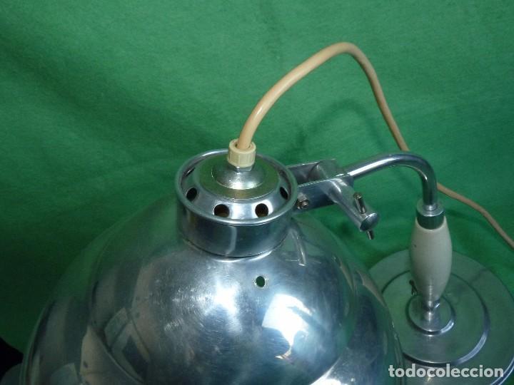 Vintage: PRECIOSA LAMPARA SOBREMESA Kurt Rosenthal DISEÑO INDUSTRIAL ALEMANIA AÑOS 50 MID CENTURY VINTAGE - Foto 4 - 102867223