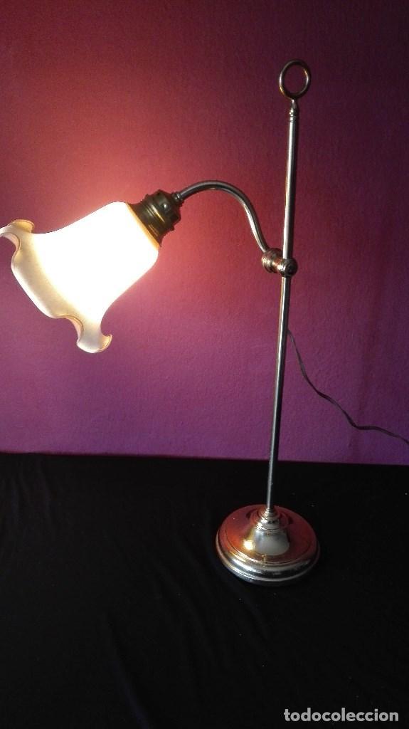 Vintage: LAMPARA ARTICULADA - Foto 2 - 102983819