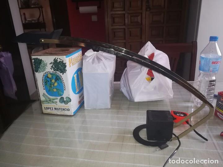 BONITA LÁMPARA FLEXO FASE NUTRIA MIREN FOTOS (Vintage - Lámparas, Apliques, Candelabros y Faroles)