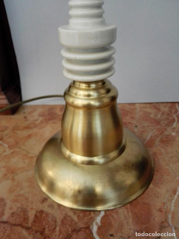 Vintage: REGALO ESPECIAL. Lámpara de autor LINAJE - Foto 2 - 103979803