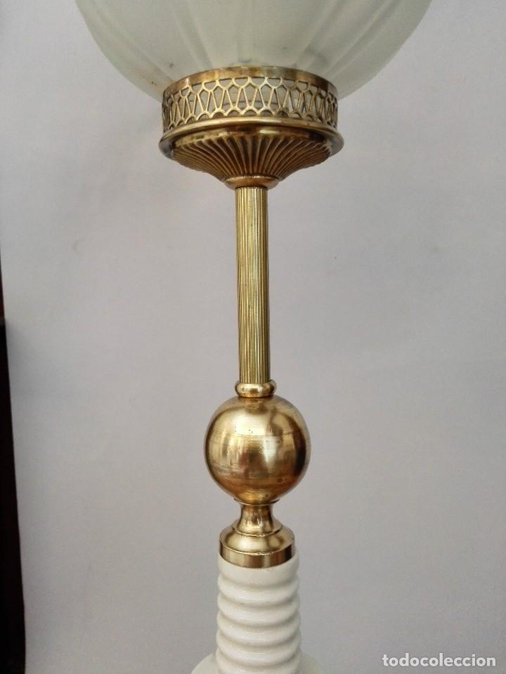 Vintage: REGALO ESPECIAL. Lámpara de autor LINAJE - Foto 3 - 103979803