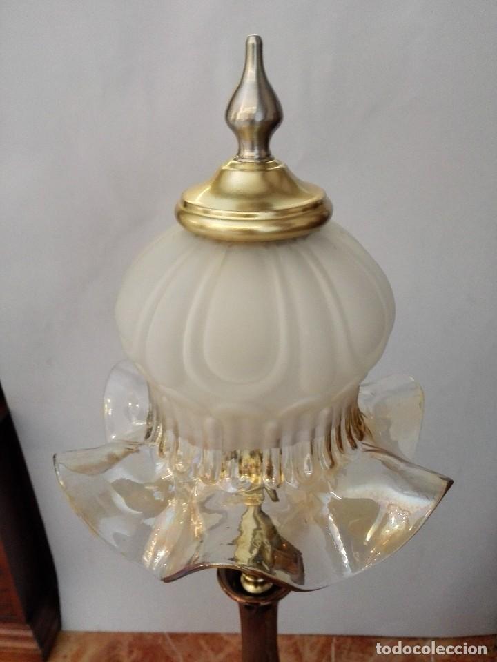 Vintage: REGALO ESPECIAL. Lámpara de autor OLD LADY - Foto 4 - 103981803