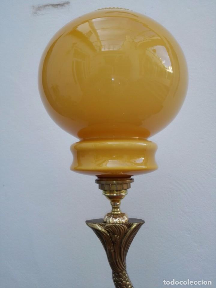 Vintage: Lámpara de autor PISCIS - Foto 4 - 104018611