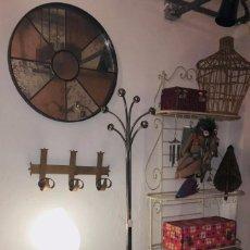 Vintage: LAMPARA SOBREMESA OPALINA MURANO MAZZEGA,ORIGINAL AÑOS 60 ITALIA. Lote 105225503
