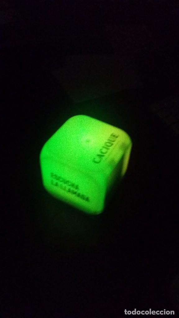 Vintage: escucha la llamada, Cacique, animador, ambientador de luces de colores - Foto 3 - 106632311