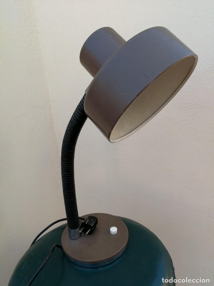 LÁMPARA DE ESTUDIO. AÑOS 70. (Vintage - Lámparas, Apliques, Candelabros y Faroles)