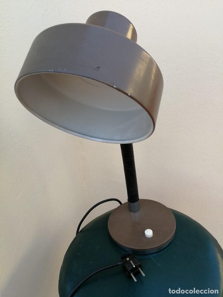Vintage: Lámpara de estudio. Años 70. - Foto 2 - 109269607