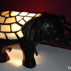 Vintage: LAMPARA ELEFANTE. Lote 109456519
