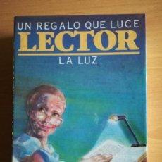 Vintage: LÁMPARA PORTÁTIL LECTOR FASE. Lote 110150183