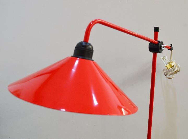 Vintage: Lampara de pie, tipo industrial - Foto 6 - 64228003