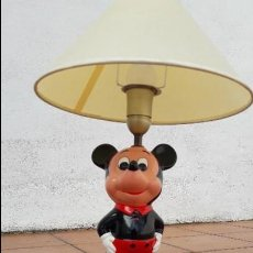 Vintage: LAMPARA MICKEY MOUSE. Lote 110782335