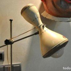 Vintage: PRECIOSA LAMPARA DE PIE INDUSTRIAL RETRO VINTAGE. Lote 111235955