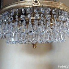 Vintage: PLAFÓN- LAMPARA TECHO. Lote 111277991