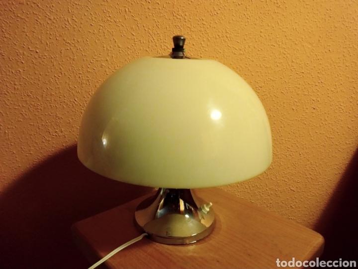 Lampara mesa space age ixo valencia comprar l mparas vintage apliques - Lamparas en valencia ...