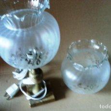 Vintage: LAMPARA DE SOBREMESA VINTAGE. Lote 111921503