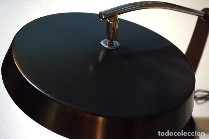 Vintage: lámpara fase madrid pendulo lamp flexo lampe - Foto 8 - 112605247