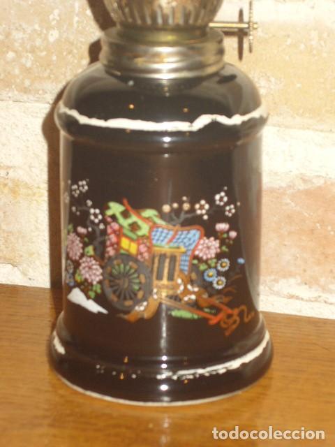 Vintage: CANDIL DE PORCELANA JAPONESA. - Foto 5 - 112805795