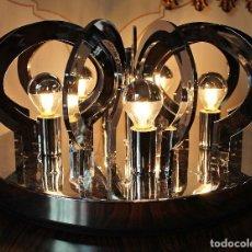Vintage: LAMPARA SPACEAGE VINTAGE RETRO. Lote 113500859