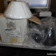 Vintage: FANTASTICA LAMPARA FASE MODELO TIJERA ESTENSIBLE NUEVA EN SU CAJA RESTO TIENDA. Lote 113647371