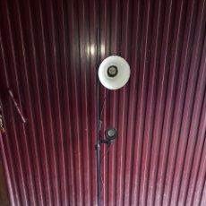 Vintage: LAMPARA FASE DE PIE BIFOCAL FUNCIONANDO. Lote 114064336