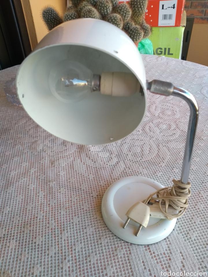 **ANTIGUO FLEXO VINTAGE, FUNCIONA!! (33 CM) ** (Vintage - Lámparas, Apliques, Candelabros y Faroles)