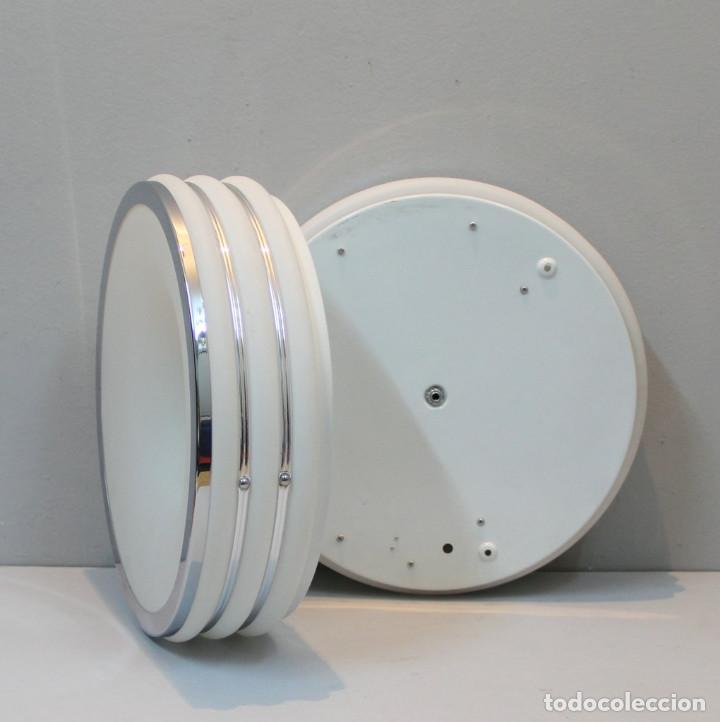 Vintage: plafon o lampara estilo space age. - Foto 4 - 124788280