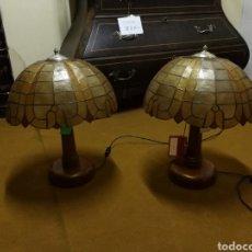 Vintage: LÁMPARAS TIPO TIFFANY.. Lote 116911096