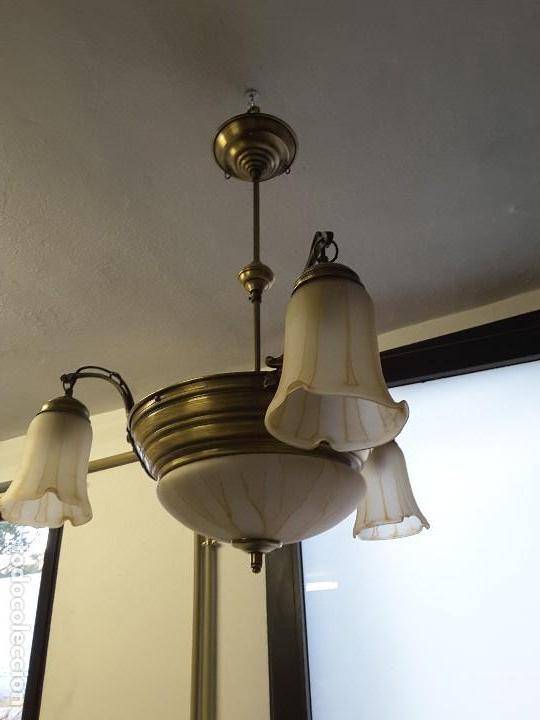 Vintage: Lámpara vintage - Foto 4 - 117539843