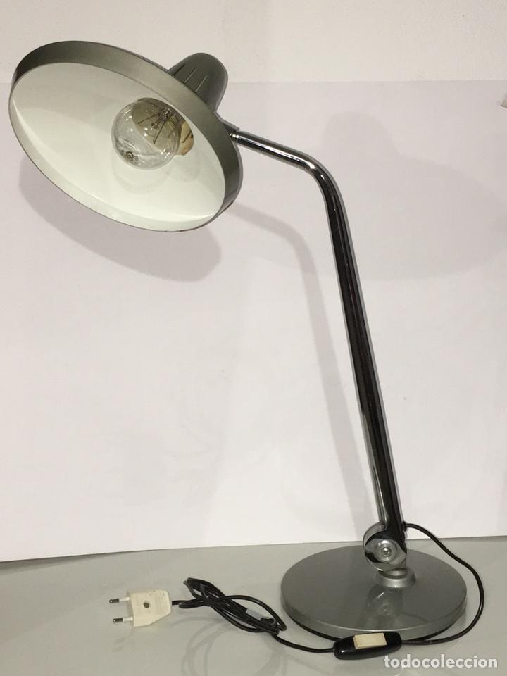 Vintage: ANTIGUA LAMPARA DE SOBREMESA FLEXO FASE - VINTAGE AÑOS 60 - Foto 2 - 117572918