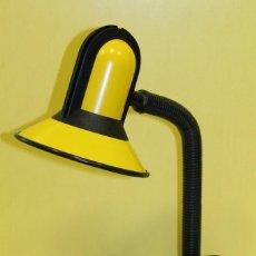 Vintage: ANTIGUA LAMPARA DE SOBREMESA O FLEXO - MARCA FASE - AÑOS 70. Lote 118745847