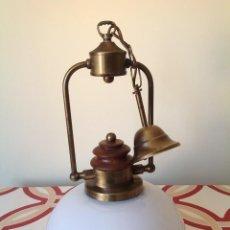 Vintage: LAMPARA VINTAGE TIPO INDUSTRIAL.. Lote 119885467