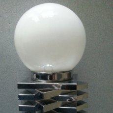 Vintage: LAMPARA SPACE AGE AÑOS 70. Lote 119893515