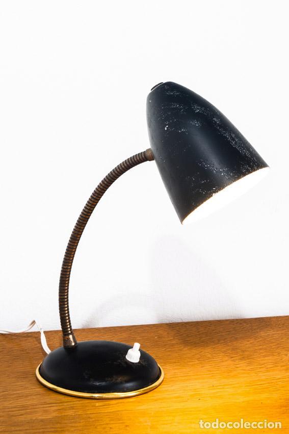 Vintage: Lámpara de sobremesa - España, años 50-60 - Foto 3 - 120027511