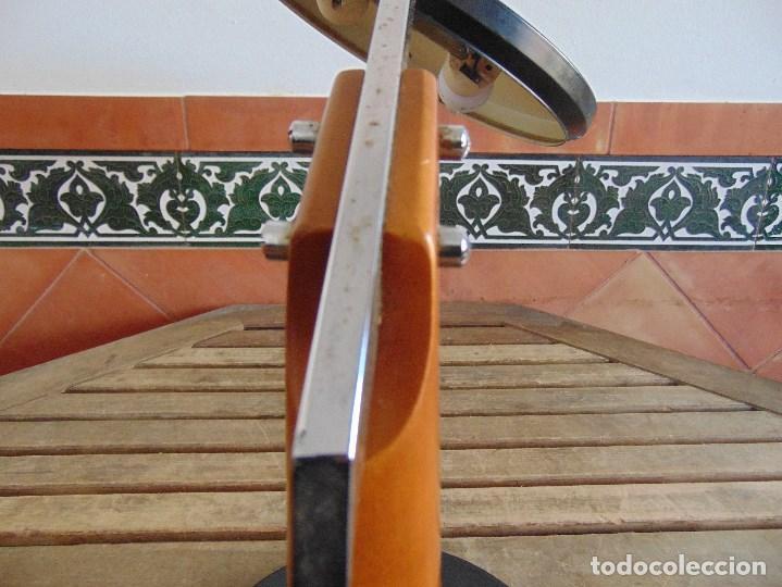 Vintage: LAMPARA FASE MODELO PRESIDENT LE FALTA EL DIFUSOR - Foto 16 - 121103235