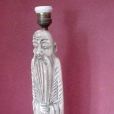 Vintage: LAMPARA MONJE ORIENTAL. Lote 121520143