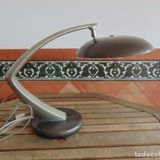 Vintage: LAMPARA DE SOBREMESA DE LA MARCA FASE SIN DIFUSOR . Lote 123354959