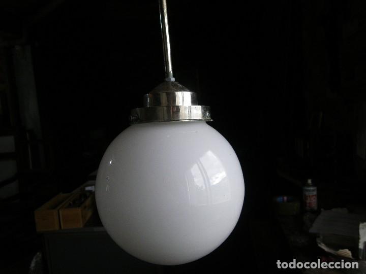 Vintage: ANTIGUA LAMPARA VINTAGE , VER - Foto 5 - 124210987