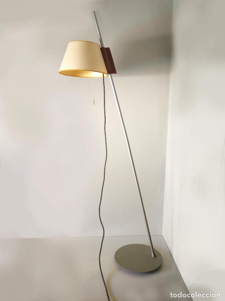 Vintage: SUPER EXCLUSIVA LAMPARA DE ESTUDI BLANC POR METALARTE - SIMPLISIMA - MUY ESCASA - Foto 2 - 125285927