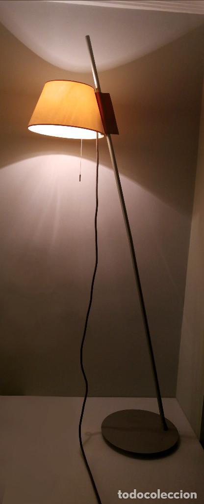 Vintage: SUPER EXCLUSIVA LAMPARA DE ESTUDI BLANC POR METALARTE - SIMPLISIMA - MUY ESCASA - Foto 3 - 125285927