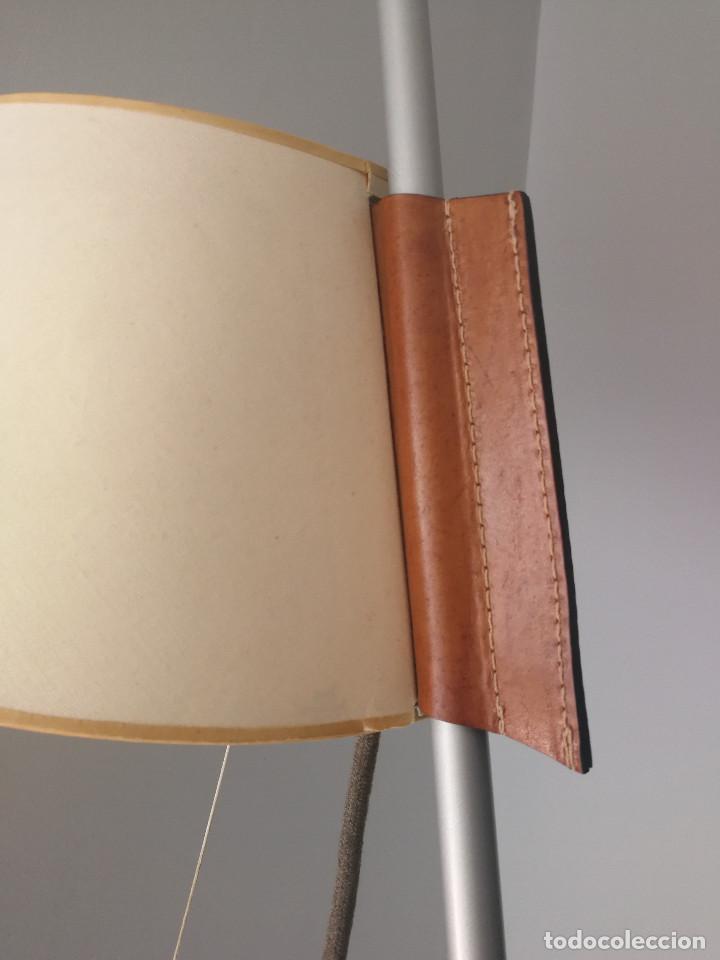 Vintage: SUPER EXCLUSIVA LAMPARA DE ESTUDI BLANC POR METALARTE - SIMPLISIMA - MUY ESCASA - Foto 4 - 125285927