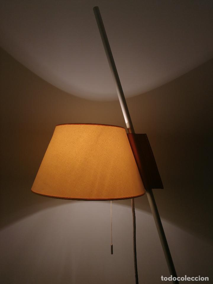 Vintage: SUPER EXCLUSIVA LAMPARA DE ESTUDI BLANC POR METALARTE - SIMPLISIMA - MUY ESCASA - Foto 5 - 125285927