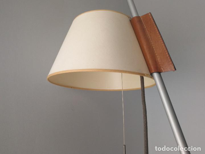 Vintage: SUPER EXCLUSIVA LAMPARA DE ESTUDI BLANC POR METALARTE - SIMPLISIMA - MUY ESCASA - Foto 6 - 125285927