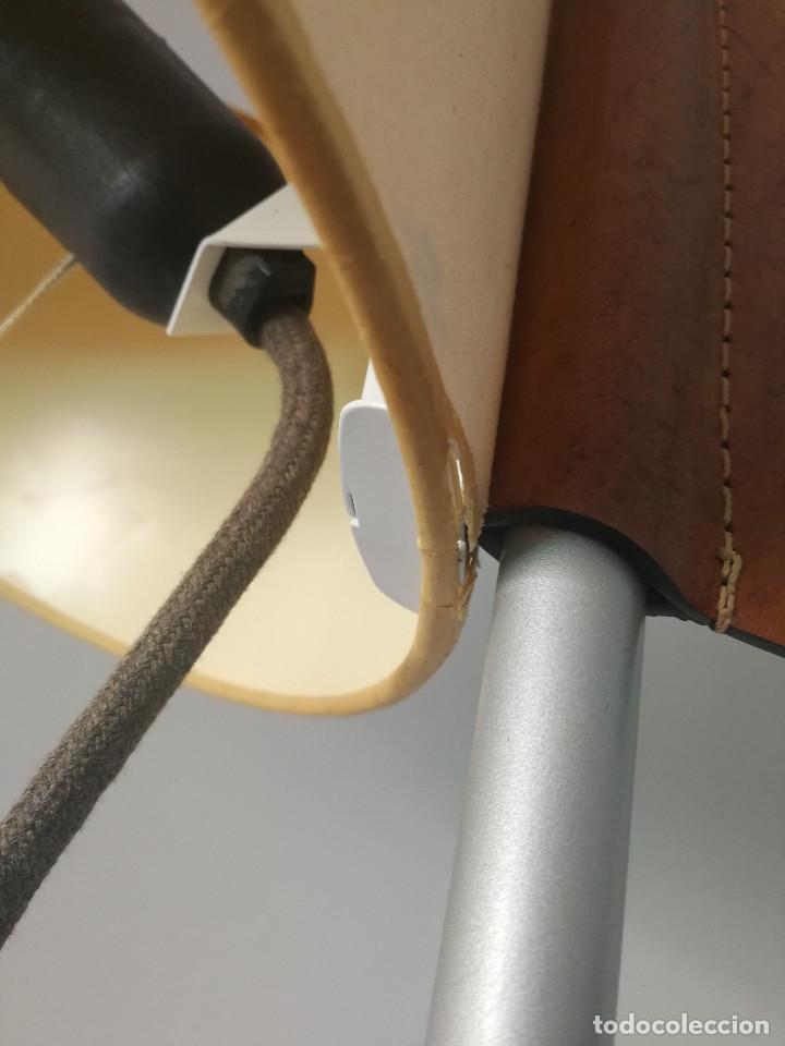 Vintage: SUPER EXCLUSIVA LAMPARA DE ESTUDI BLANC POR METALARTE - SIMPLISIMA - MUY ESCASA - Foto 9 - 125285927
