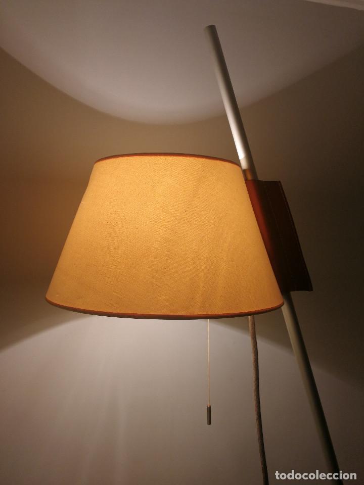 Vintage: SUPER EXCLUSIVA LAMPARA DE ESTUDI BLANC POR METALARTE - SIMPLISIMA - MUY ESCASA - Foto 19 - 125285927