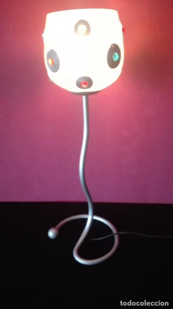 Vintage: LAMPARA SOBREMESA VINTAGE - Foto 2 - 126088043