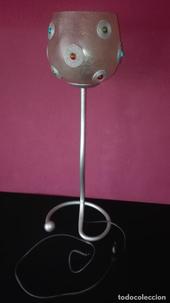 Vintage: LAMPARA SOBREMESA VINTAGE - Foto 6 - 126088043