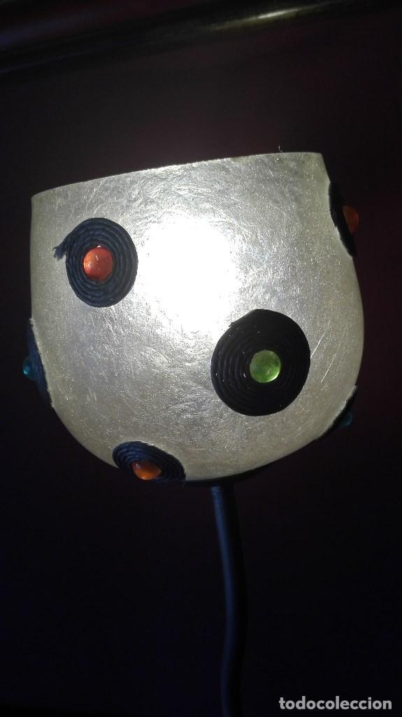 Vintage: LAMPARA SOBREMESA VINTAGE - Foto 8 - 126088043