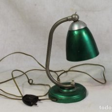 Vintage: LAMPARA DE MESA PARA RESTAURAR. Lote 126927663