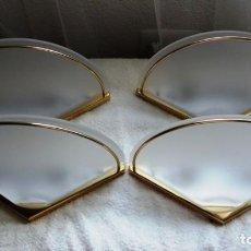Vintage: LAMPARA APLIQUE. Lote 126993295