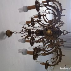 Vintage: LAMPARA ANTIGUA 01. Lote 127539447